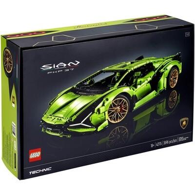 LEGO® Technic™ Lamborghini Sián FKP 37 set (42115)