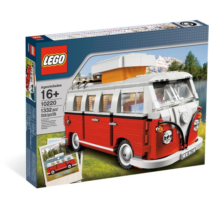 LEGO® Creator Expert Volkswagen T1 Camper Van (10220)