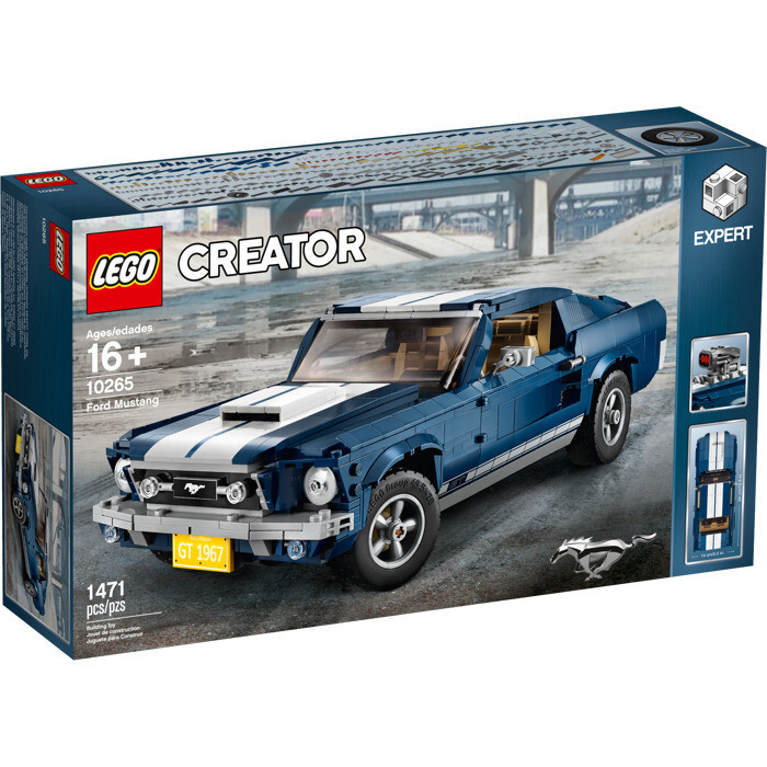 LEGO® Creator Ford Mustang (10265)