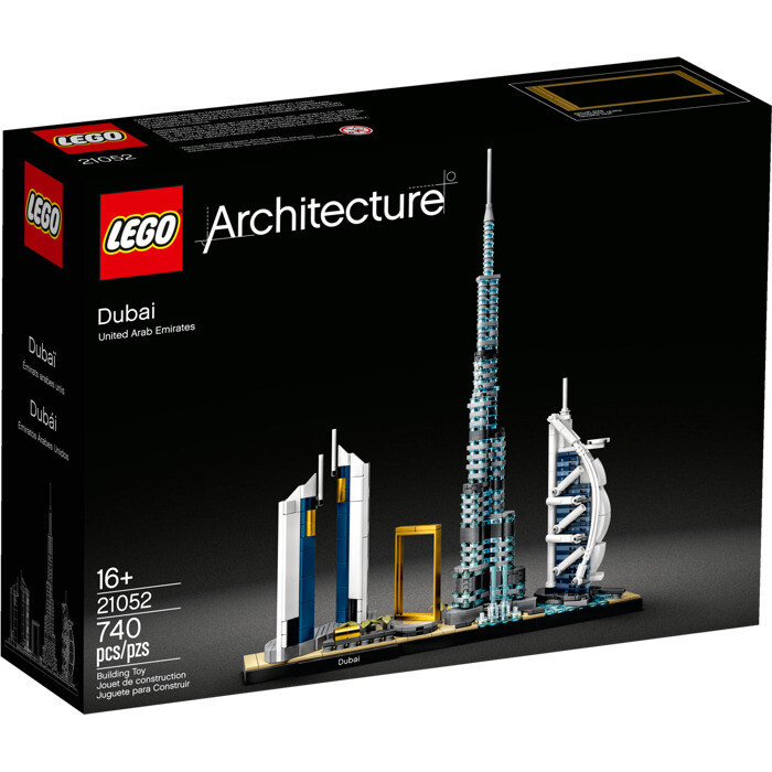 LEGO® Architecture Skyline Collection - Dubai (21052)