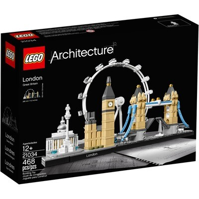 LEGO® Architecture Skyline Collection - London (21034)