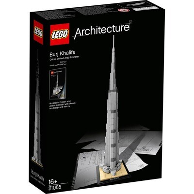 LEGO® Architecture - Burj Khalifa (21031)