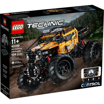 LEGO® Technic™ 4X4 X-treme Off-Roader (42099)