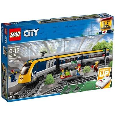 LEGO® City Passenger Train (60197)
