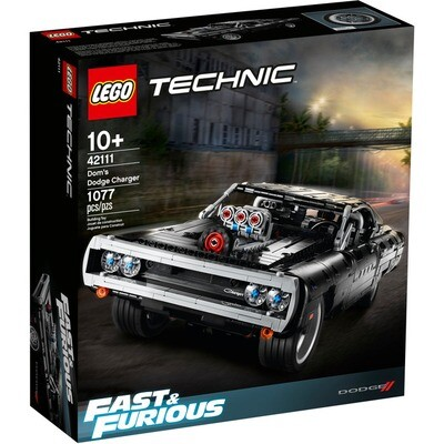 LEGO® Technic™ Dom's Dodge Charger (42111)