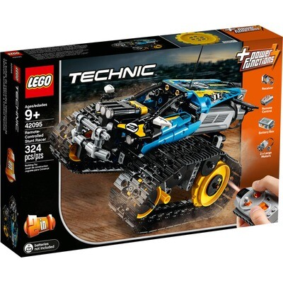 LEGO® Technic™ Remote-Controlled Stunt Racer (42095)