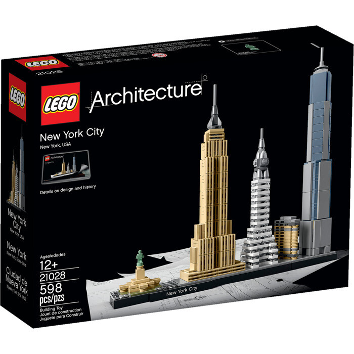LEGO® Architecture Skyline Collection - New York City (21028)