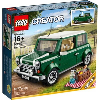 LEGO® Creator Expert MINI Cooper Mk VII (10242)