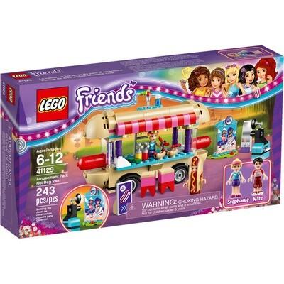 LEGO® Friends Amusement Park Hot Dog Van (41129)