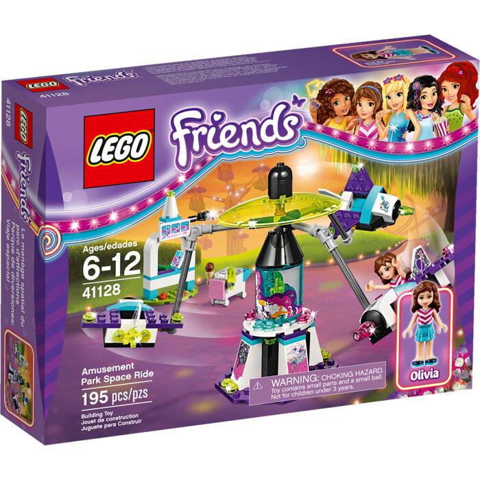LEGO® Friends Amusement Park Space Ride (41128)