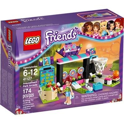 LEGO® Friends Amusement Park Arcade (41127)