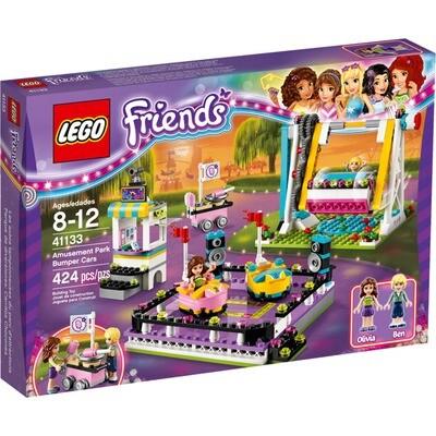 LEGO® Friends Amusement Park Bumper Cars (41133)
