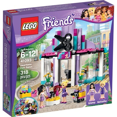 LEGO® Friends Heartlake Hair Salon (41093)
