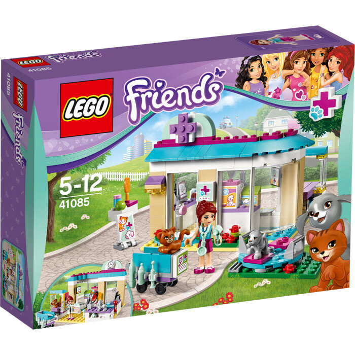 LEGO® Friends Vet Clinic (41085)