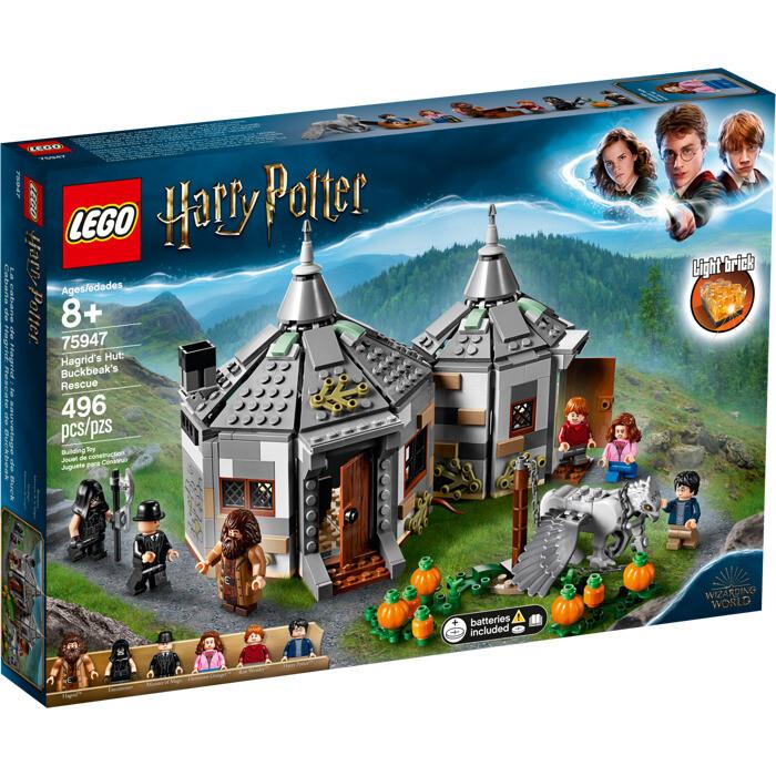 LEGO® Harry Potter™ Hagrid's Hut: Buckbeak's Rescue (75947)