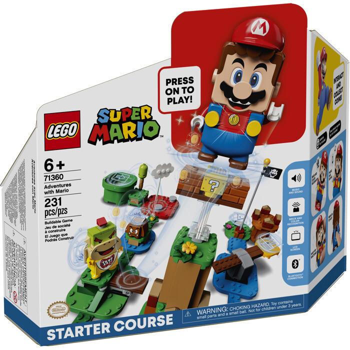 LEGO® Super Mario™ Adventures with Mario Starter Course (71360)