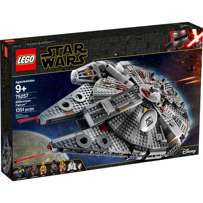 LEGO® Star Wars™ Millennium Falcon (75257)