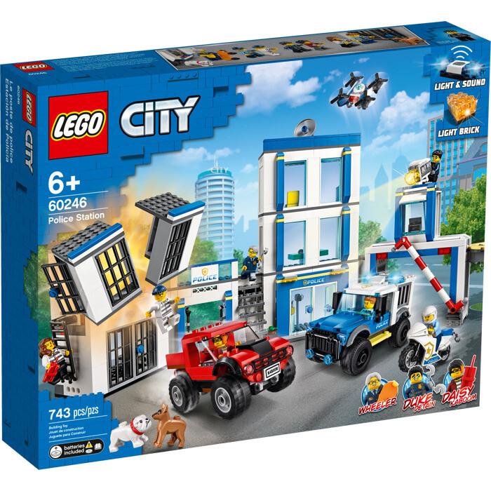 LEGO® City Police Station (60246)