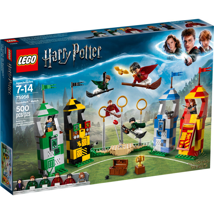 LEGO® Harry Potter™ Quidditch™ Match (75956)