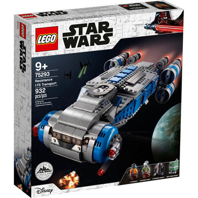 LEGO® Star Wars™  Resistance I-TS Transport (75293)