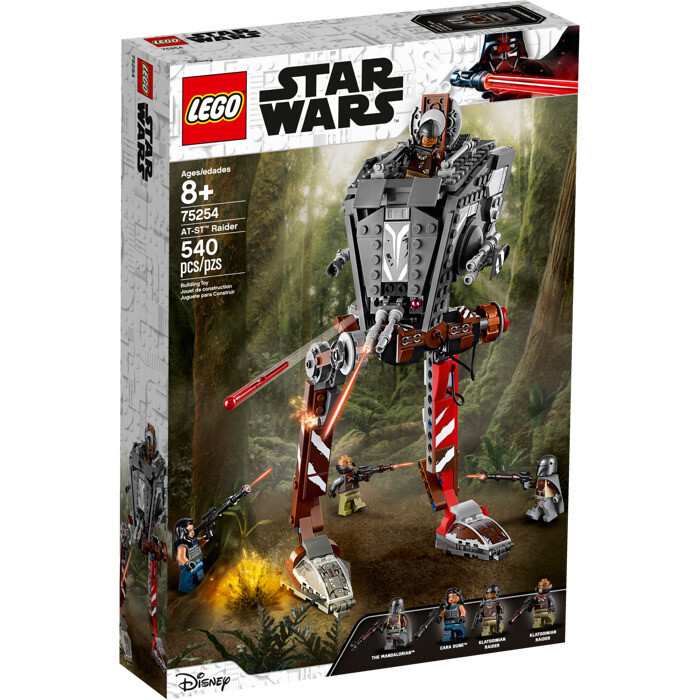 LEGO® AT-ST™ Raider from The Mandalorian (75254)