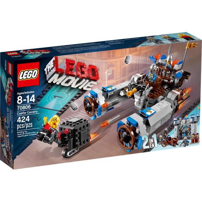 THE LEGO® MOVIE Castle Cavalry (70806)