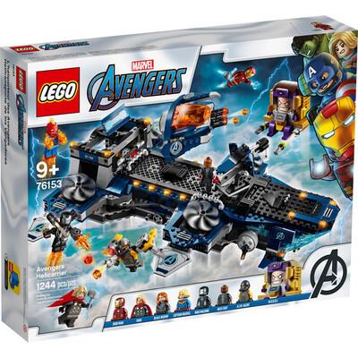 LEGO® Marvel Avengers Helicarrier (76153)