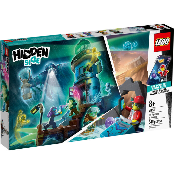 LEGO® Hidden Side The Lighthouse of Darkness (70431)