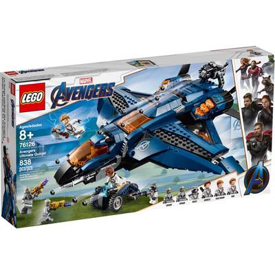 The LEGO® Marvel Avengers Ultimate Quinjet (76126)