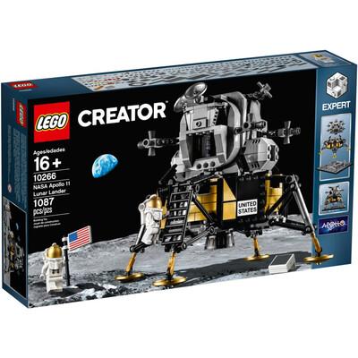 LEGO® NASA Apollo 11 Lunar Lander Set (10266)