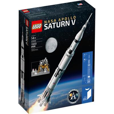 LEGO® NASA Apollo Saturn V (92176)