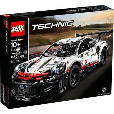 LEGO® Technic™ Porsche 911 RSR (42096)