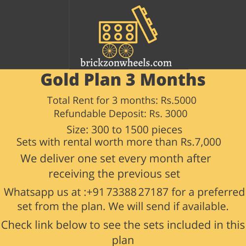 Gold Plan - 3 Months