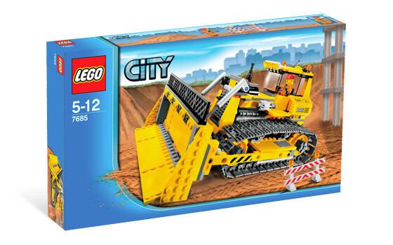 LEGO® City Dozer (7685)