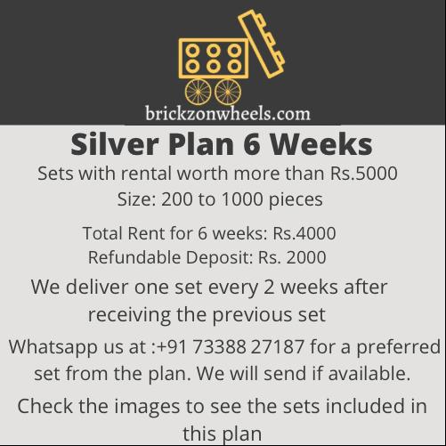 Silver Plan - 6 Weeks