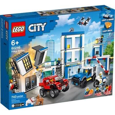 LEGO City Police Combo