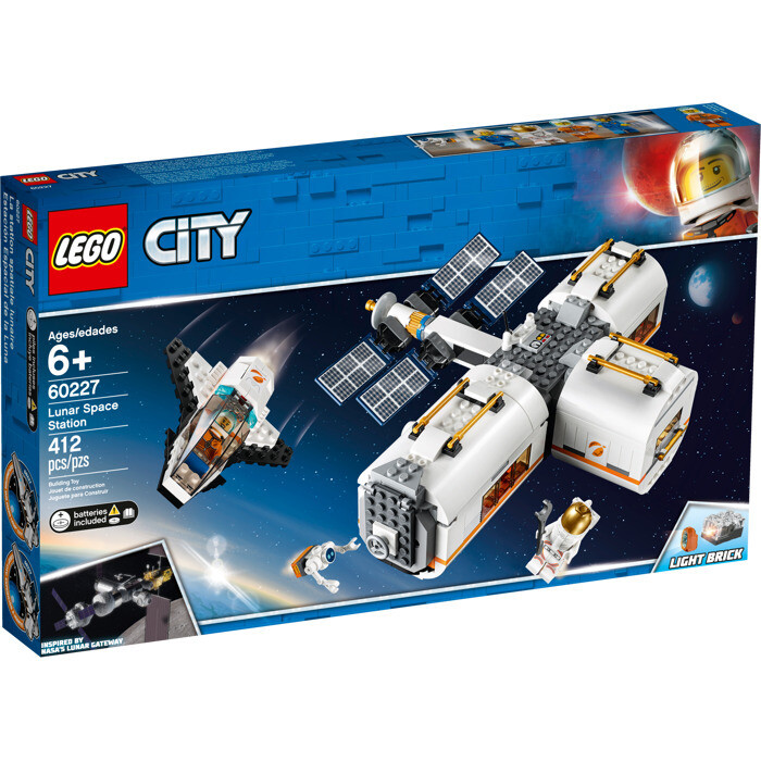 LEGO® City Lunar Space Station (60227)