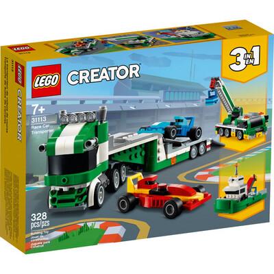 LEGO® Creator 3in1 Race Car Transporter (31113)