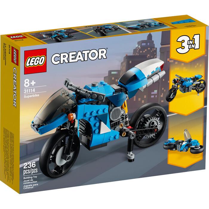 LEGO® Creator 3in1 Superbike (31114)