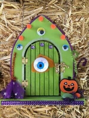 DIY Halloween Scary Door Kit