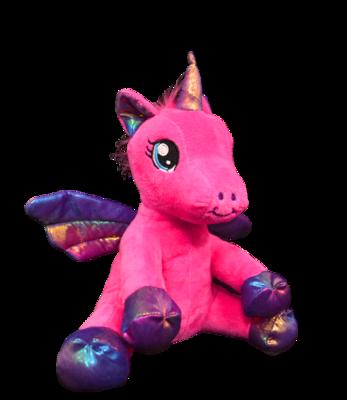 DIY Stuff Your Own Unicorn Animal Kit - PINK UNICORN