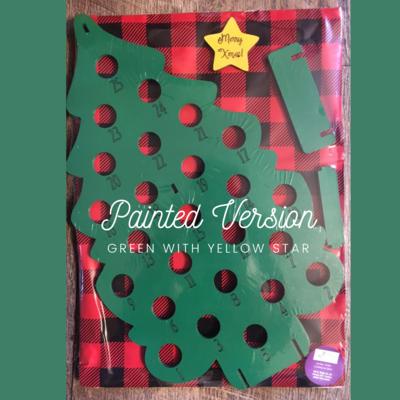 Holiday Advent TIPSY TREE