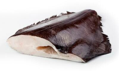 Палтус потрошеный б/г мороженый