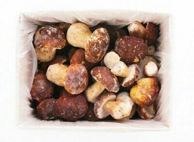 Белый гриб свежемороженый
