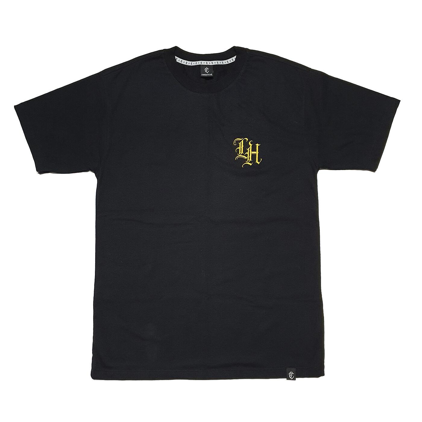 LH  T-SHIRT Black