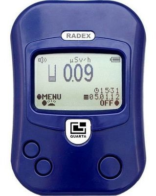 Μετρητής ραδιενέργειας Radex RD1212-ΒΤ (Geiger Counter) 00050