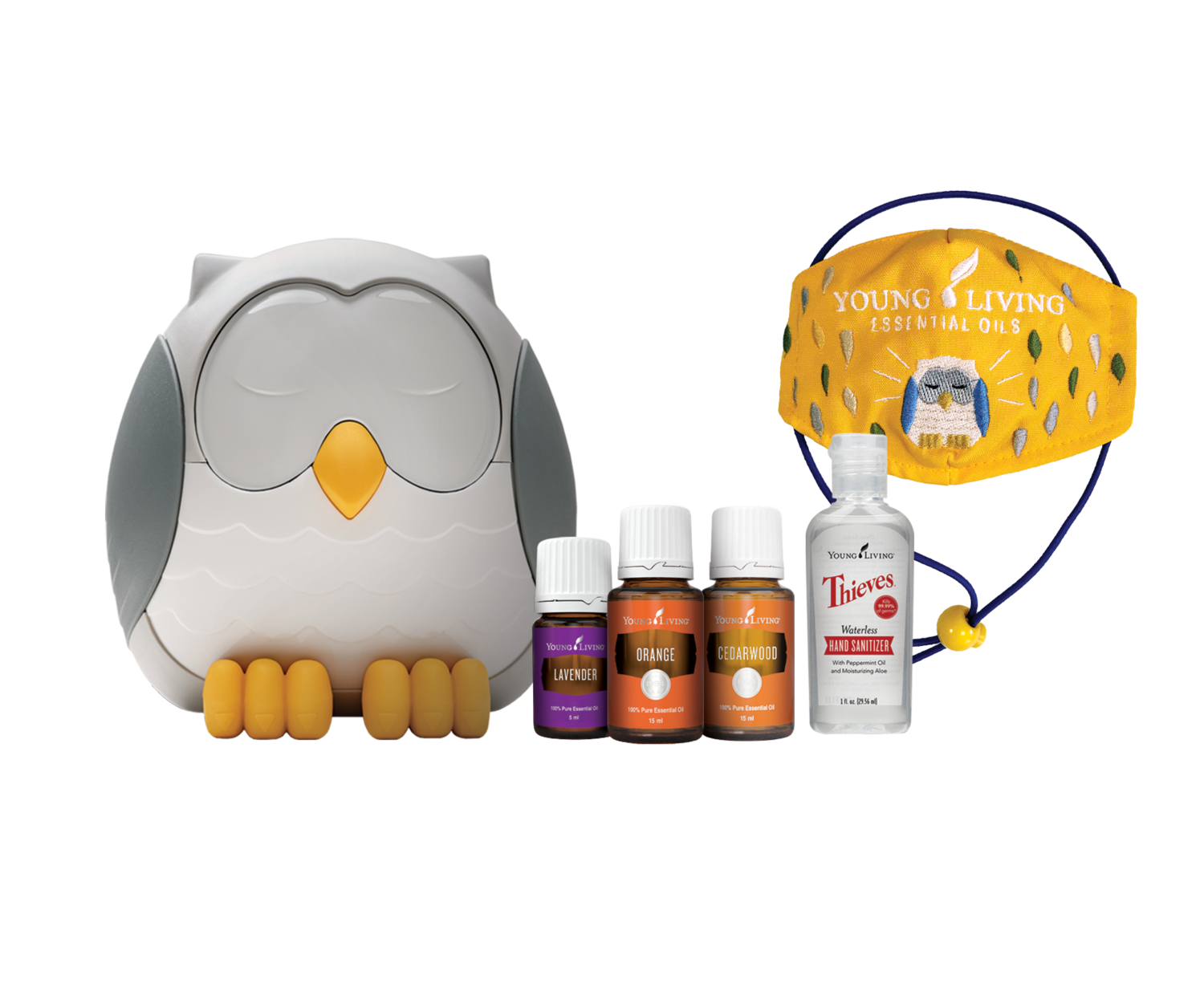 Feather the Owl Starter Bundle