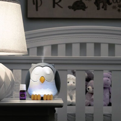 Feather the Owl Diffuser – Kids Bundle - Sweet Dreams