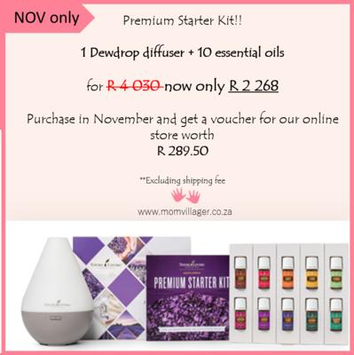 NOV only Premium Starter Kit