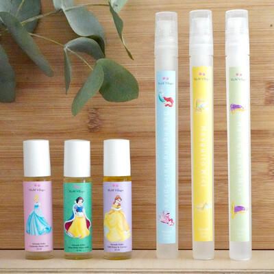 Disney Essential Oil Rollers and Spray
